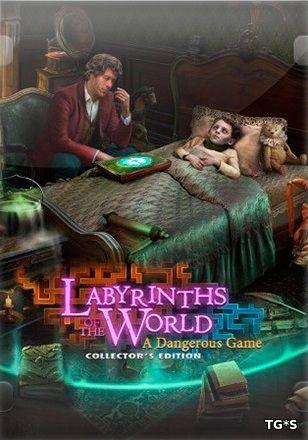 Лабиринты Мира 7: Опасная Игра. Коллекционное издание / Labyrinths of the World 7: A Dangerous Game (2018) PC | RePack by MAXSEM