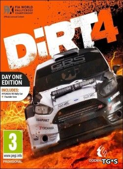 DiRT 4 [RePack] [ENG / ENG / MULTI6] (2017)