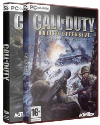 Call of Duty - Золотое издание (2003) [RUS][Repack] от xGhost