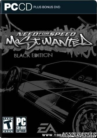 Need for Speed Most Wanted Black Edition [RePack]