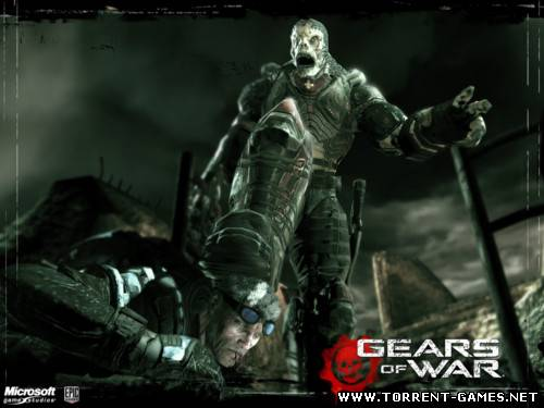 Gears of War (Eng/Rus) [Repack]