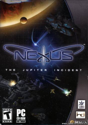 Nexus: The Jupiter Incident Remastered (2016) PC | Лицензия