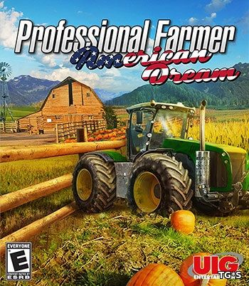 Professional Farmer: American Dream [ENG] (2017) PC | Лицензия