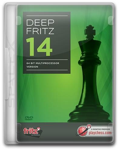Crack Deep Fritz 14 - картинка 1
