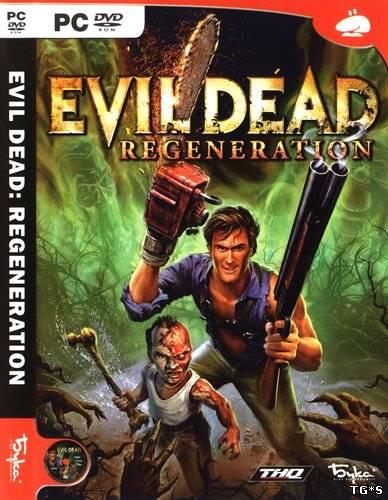 Evil Dead - Regeneration [2005] [RUS][Repack] MOP030B