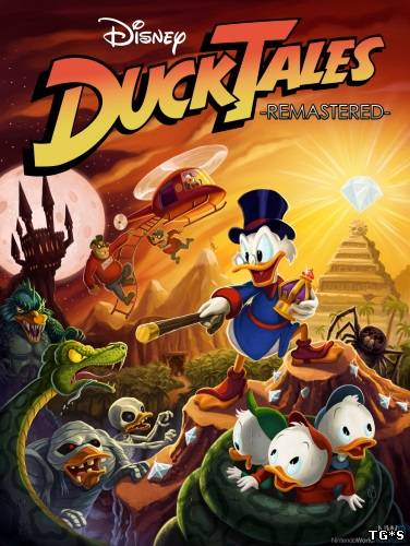 DuckTales Remastered [Steam-Rip] [2013|Eng]