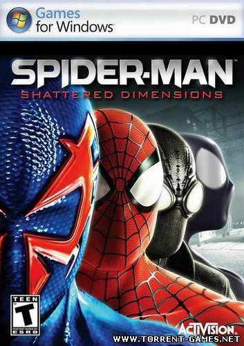 Spider-Man: Shattered Dimensions (2010/PC/RePack/Rus) by LMFAO