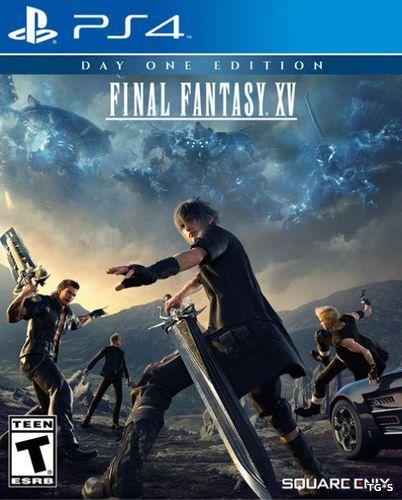 Релизный live-action трейлер Final Fantasy XV