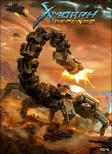 X-Morph: Defense [v 1.12 + DLCs] (2017) PC | RePack by R.G Catalyst
