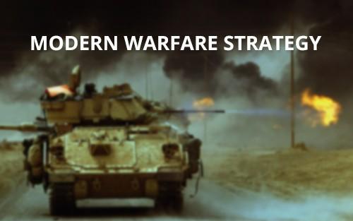 Modern Warfare Strategy (2014) PC | Rip