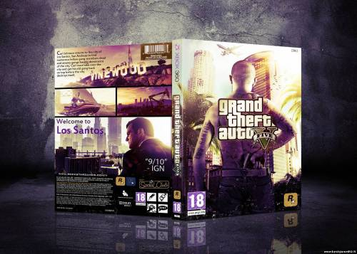 Grand Theft Auto V (Rockstar Games) (RUS ) (demo)
