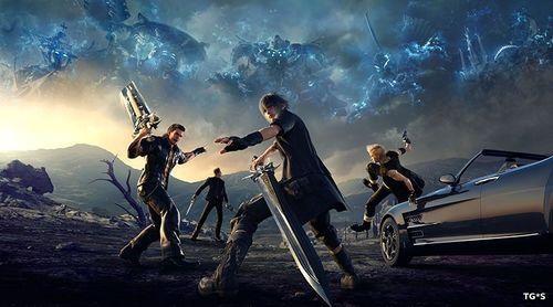 Final Fantasy XV - опубликован эффектный сюжетный трейлер долгожданной RPG