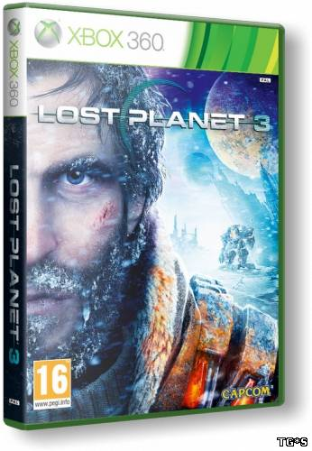 Lost Planet 3 (2013) XBOX 360