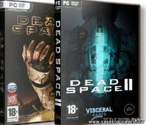 Dead Space Dilogy (Losslees RePack) от R.G.Torrent-Games