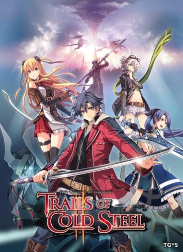 The Legend of Heroes: Trails of Cold Steel II [ENG / JAP; + 13 DLC] (2018) PC | Лицензия