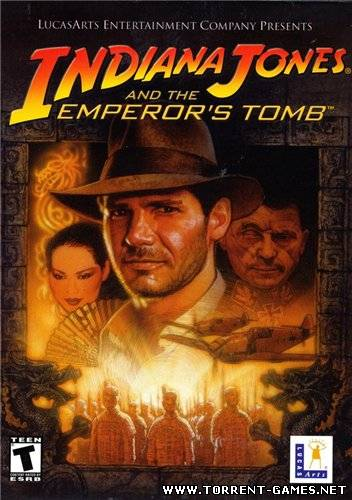Indiana Jones and the Emperor's Tomb [GoG] [2003|Eng]