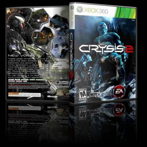[Xbox 360] Crysis 2: Limited Edition [PAL] [RUSSOUND] (2011)