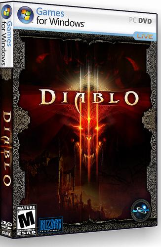 Diablo III (Blizzard) (ENG) [Beta]