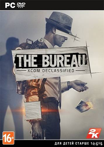 The Bureau: XCOM Declassified (2013) РС | RePack от R.G. Catalyst