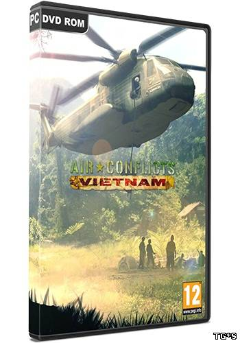 Air Conflicts: Vietnam - Ultimate Edition (2013) PC | Лицензия