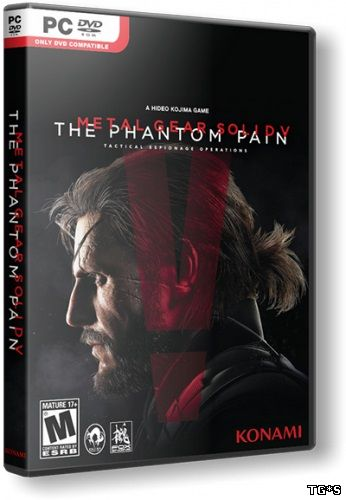 Metal Gear Solid V: The Phantom Pain [2015, RUS(MULTI)/ENG, Steam-Rip] R.G. Игроманы