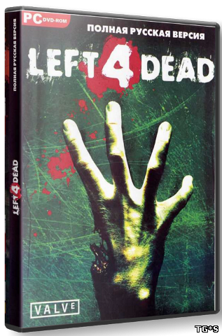 Left 4 Dead [v1.0.3.1] [Ru/Eng] (2008) PC | RePack