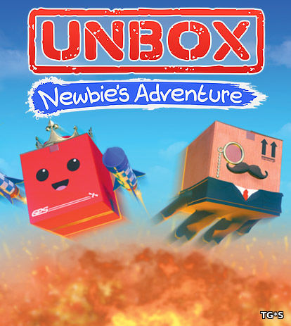Unbox: Newbie's Adventure [ENG] (2016) PC | RePack