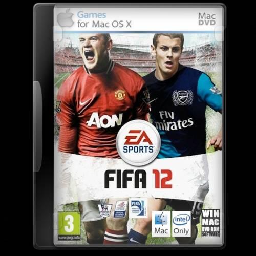 FIFA 12 (2011) [RUS] [ENG] [Wineskin]