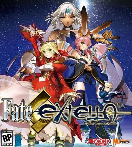 Fate/EXTELLA [ENG / JAP] (2017) PC | Лицензия
