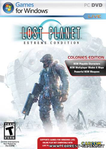Lost Planet: Extreme Condition (2008) Repack