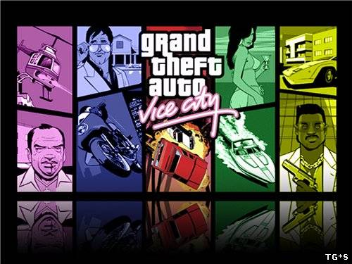 GTA / Grand Theft Auto: Vice City HD (2003-2011) PC