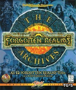The Forgotten Realms Archive – Collection [GoG] [1988-1993|Eng]