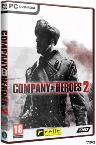 Company of Heroes 2: Master Collection (2014) [RUS,ENG][Repack] от xatab
