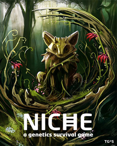 Niche - a genetics survival game [v 1.1.4] (2017) PC | RePack от R.G. Freedom