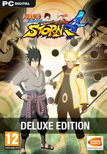 NARUTO SHIPPUDEN: Ultimate Ninja STORM 4 - Deluxe Edition [1.03] (2016) PC | SteamRip от Let'sРlay