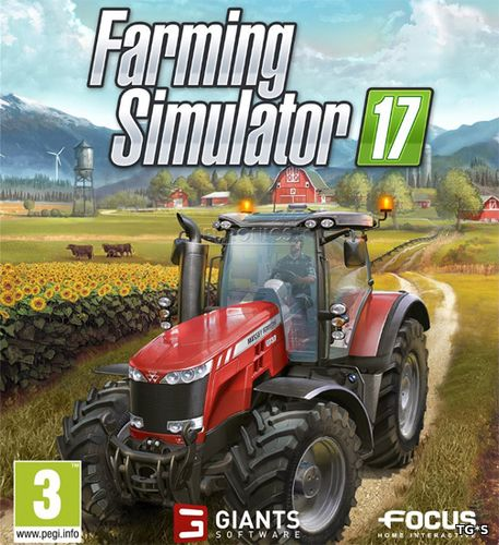 Farming Simulator 17 [v 1.4.2.0 + 3 DLC] (2016) PC | RePack by qoob