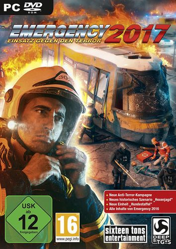 Emergency 2017 (2016) PC | RePack by xatab