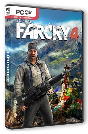 Far Cry 4 - Gold Edition + DLC [RePack от =Чувак=] [2014, Action (Shooter) / 3D / 1st Person]