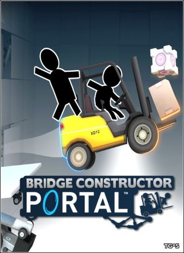 Bridge Constructor Portal (2017) PC