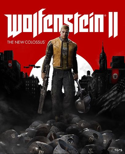 Wolfenstein II: The New Colossus [Update 4] (2017) PC | RePack by MAXSEM