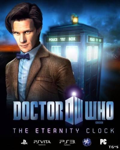 Скачать игру doctor who the eternity clock на русском