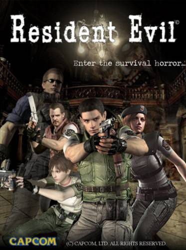 Resident Evil / biohazard HD REMASTER (2015/PC/Rip/Rus) от SeregA-Lus
