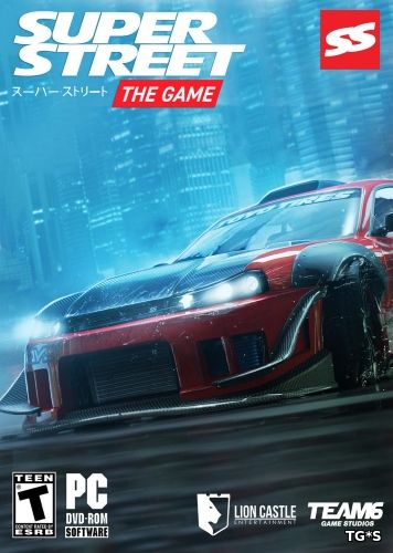 Super Street: The Game (2018) PC | RePack by qoob