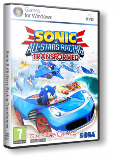 Sonic & All-Stars Racing Transformed (2013) PC | Steam-Rip