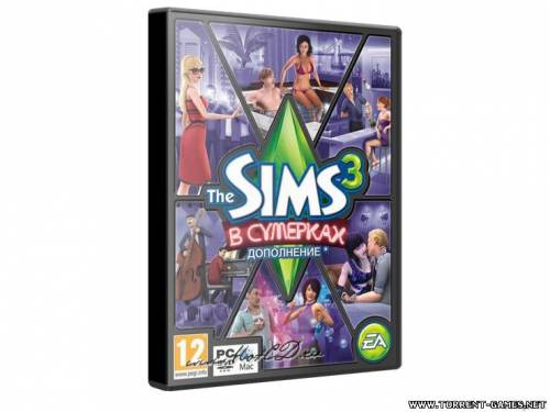 The Sims 3+The Sims. Late Night (2010/Ru/by RalPolitik)