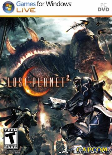 Lost Planet 2 (2010) PC | RePack