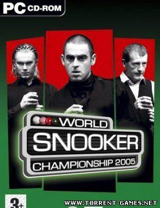 World Snooker Championship 2005 (2005/PC/Eng)