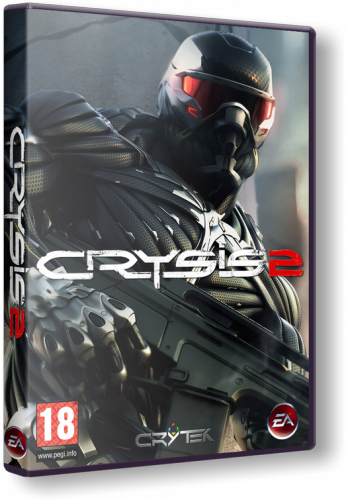 Crysis 2 [DX11 Upgrade Pack] + [High-Res Texture Pack] [2011]