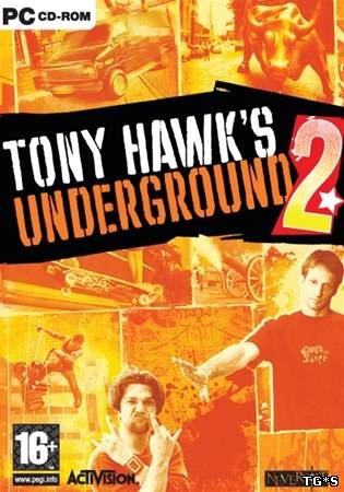 Tony Hawk's Underground 2 (2005) PC | Repack