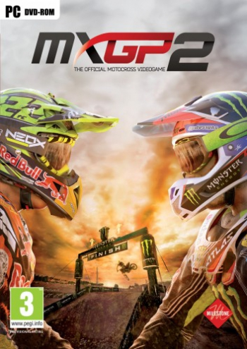 MXGP2: The Official Motocross Videogame [2016|Eng]